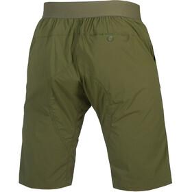 Endura Hummvee Lite Shorts mit Innenhose Herren olive green